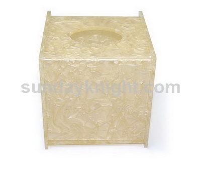 Decorative tissue box SKAB-009