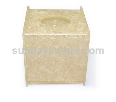 Decorative tissue box SKAB-009