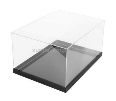 Perspex shoe box