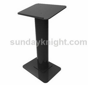Black acrylic platform SKAF-002