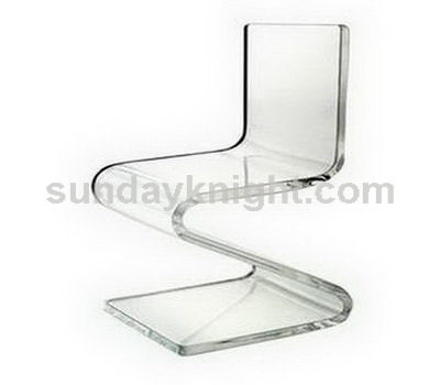 Perspex dining chairs