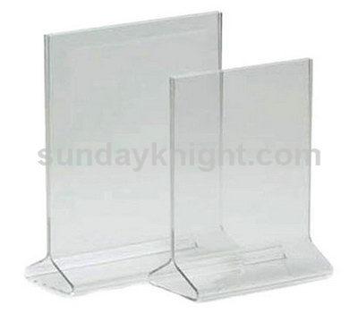 Acrylic sign holders SKAS-001
