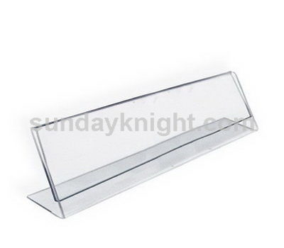 Acrylic sign stands SKAS-005