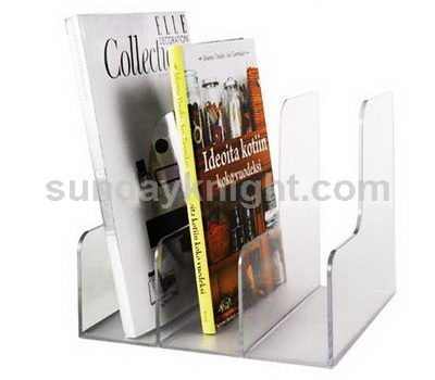 Acrylic book stand