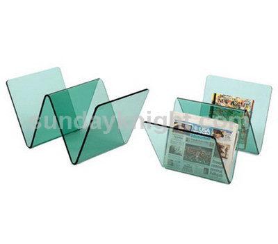 acrylic brochure holder