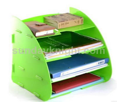 Plastic file organizer