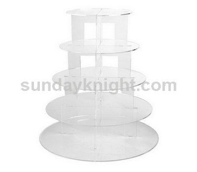 Elegant designed wedding cupcake stands SKFD-004