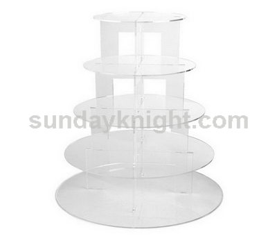 Elegant designed wedding cupcake stands SKFD-004
