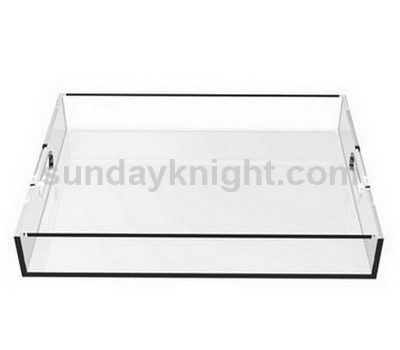 Clear acrylic tray SKFD-008
