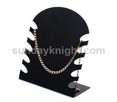Acrylic necklace stand