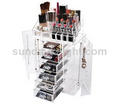 Clear jewelry organizer SKJD-010