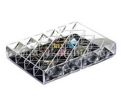 Clear jewelry tray SKJD-015