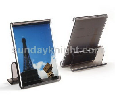 H shape acrylic picture frame SKPF-019
