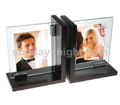 Acrylic wedding photo frame SKPF-020