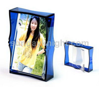 Turntable acrylic photo frames SKPF-022