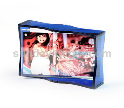 Turntable acrylic photo frames SKPF-022-2