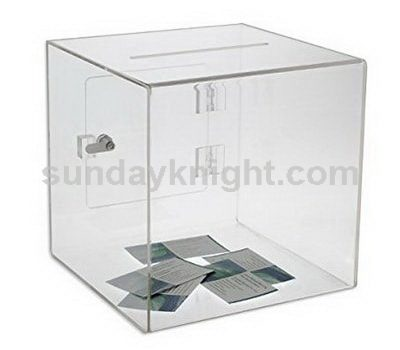 Locking ballot box SKAB-023