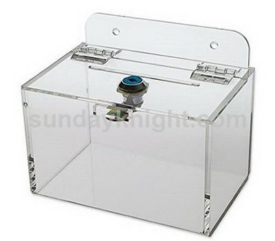Suggestion box with lock SKAB-024