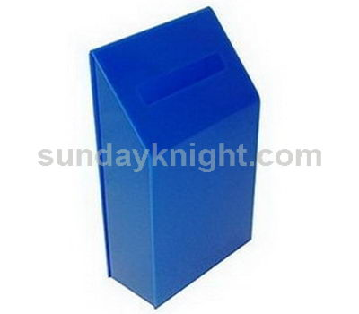 Blue suggestion box SKAB-027