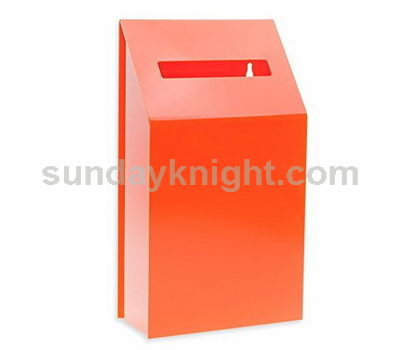 Wall mounted suggestion box SKAB-028