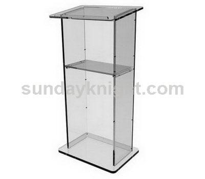 Clear cabinet SKAF-011