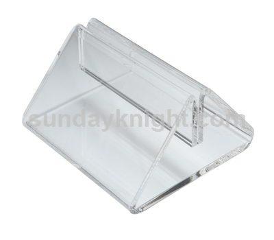 Acrylic table tents SKAS-014