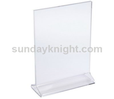 Plexiglass sign holders SKAS-015