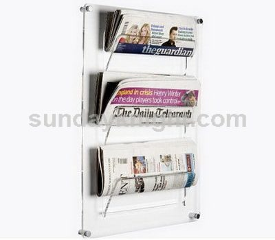 Wall newspaper rack SKBH-009