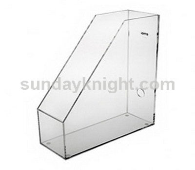 A4 acrylic brochure holder SKBH-011