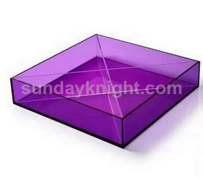Plastic trays with dividers SKFD-019-2
