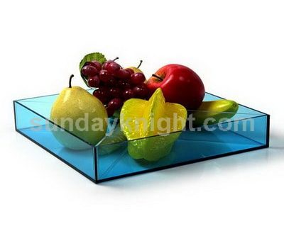 Plastic trays with dividers SKFD-019-3