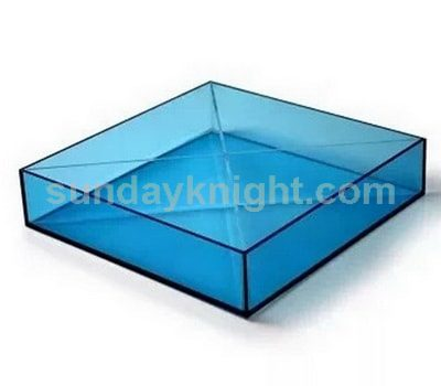 Plastic trays with dividers SKFD-019-4