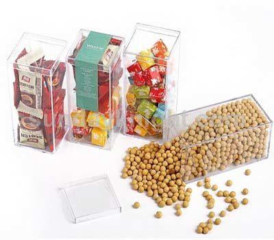 Acrylic food storage box SKFD-020