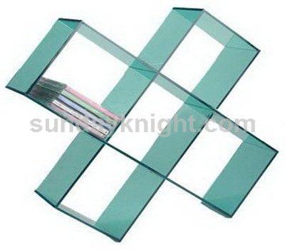 Acrylic cd rack SKOT-002