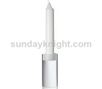 Acrylic candle holders SKOT-006