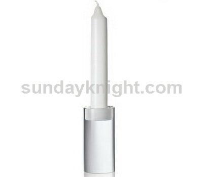Acrylic candle holders SKOT-006