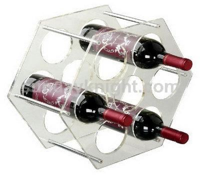 Modern wine rack SKWD-009