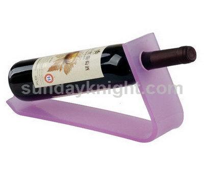 Single bottle wine stand SKWD-014