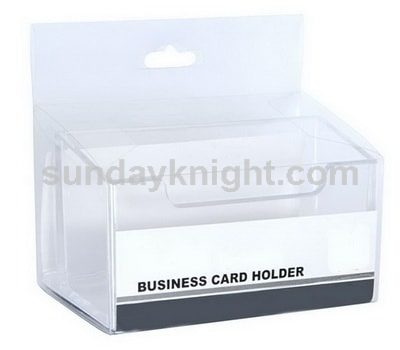 Wall mounted business card holder SKBH-015