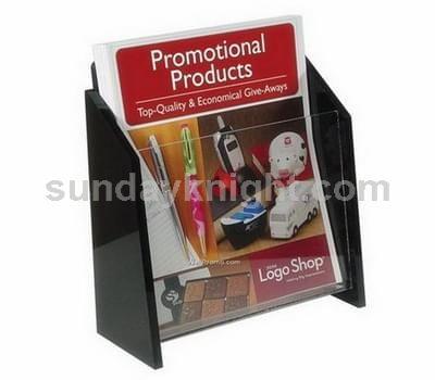 Perspex brochure holders