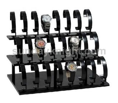 Acrylic watch display