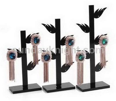 Acrylic earring stand