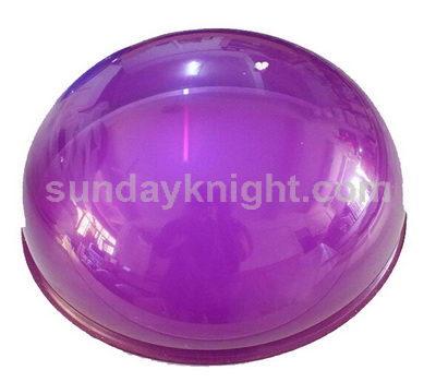 Custom acrylic dome