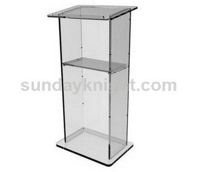 Acrylic display cabinet