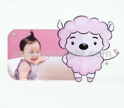 Sheep photo frame