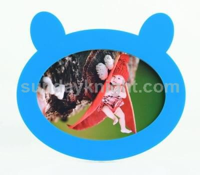 Pig photo frame