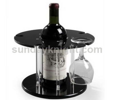Wine bottle stand