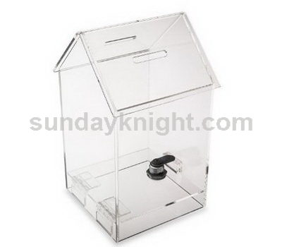 Election ballot boxes