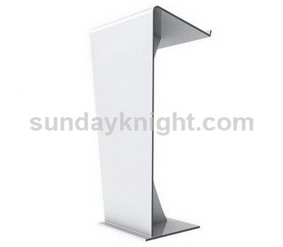 Acrylic pulpits