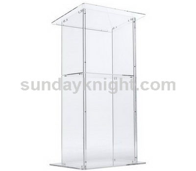 Acrylic pulpit furniture